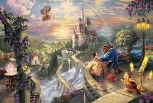 The Magic of Disney<3 / by Amanda Kelso