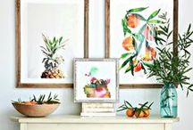 Interiors & Decor ideas / Little scraobook and wishlist for our dream home