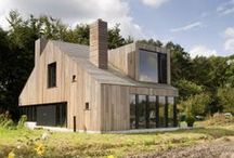 Architecture: Houses / House inspiraton  / by Dustin Hackwith