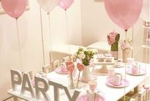 Party Planning / by Ari Ana