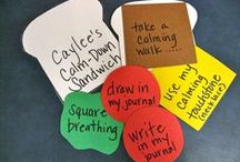 school social work stuff / by Julie Livingston-Kane