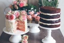 Cakes & Cupcakes / by Heather Edgar