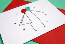 cards. / Handmade cards. Homemade Cards. Cards. Birthday Cards. Valentines Cards. Get Well Cards. / by Allyson Eckel