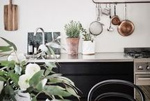 Kitchens & Dining / Making the best of kitchen and dining areas - where fun and great conversations take place
