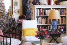 Interiors / by Paola H.