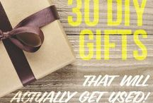 Gift ideas / by Too Much Time On My hands- Kim hanou