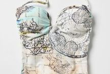 Maps and inspiration
