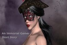 The Immortal Games A New Adult Paranormal Fantasy / A New Adult Paranormal Romantic Fantasy series based on the world of Bardonia in the Lost Immortals Saga.