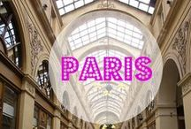 Paris Postcard Perfect / There's everything to love about this timeless city, isn't it?