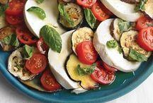 Vegetables & Salads