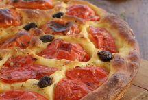 Bread, Pizza, Focacce & Co.