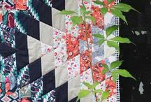 Recollection / My second fabric collection for Art Gallery fabrics, due in November 2014