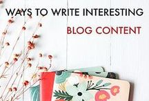 Blogging / How to make the best out of your blog posts
