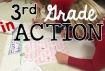 All About 3rd Grade / Welcome! This is a community of educators who love to share engaging ideas for third grade!  Contributors: Pin ONLY pictures of products and activities in ACTION!  No product covers!  Anchor charts, freebies, and ideas encouraged.  Email thatteachingspark1@gmail.com with your Pinterest username to receive an invite.  Pinterest rule: You must follow the board creator to pin.  Follow:  https://www.pinterest.com/teachingspark/  Absolutely no spamming allowed.
