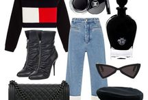 my polyvore / visit me on the polyvore site or app to get more fashion inspiration (username : perfectblvck)