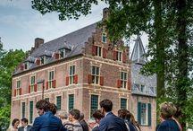 Kasteel Wijenburg / Bruidsfotografie op kasteel Wijenburg