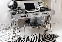 DECOR / Modern decor and design inspiration for the home. / by Lauren Messiah