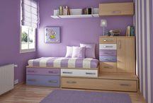 Anna and Clara's room
