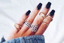 JEWELRY & ACCESSORIES / These bold accessories are sure to make a bold statement to any ensemble. / by Lauren Messiah