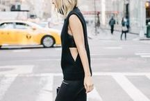 STREET STYLE / Street style looks to inspire your own wardrobe. / by Lauren Messiah