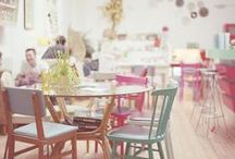 Shops & Bakeries  / by B dream