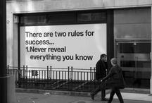 Business Wisdom :)