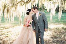 wedding& love / by caroline underwood