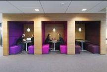 We like Office interiors