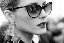 CHIC SHADES / Sunny Days: (Sun)Glasses and Things  / by Lauren Messiah