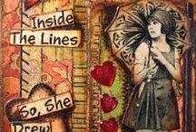 All about Words & Journals / by Malinda Balentine