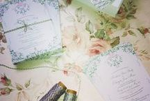 rose & ruby paper co. / snippets of our own work from the studio and beyond - wedding stationery, pretty paper for parties and events, and branding for the most lovely of creative businesses!