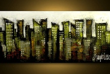 Cities / by Richie Sutherland