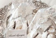 wedding favours / Ideas and inspiration for your wedding favours.