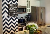 kitchen. / by Shauna Valentine