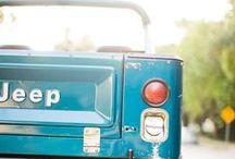 Jeep Jeep Jeep / by Grace Austin