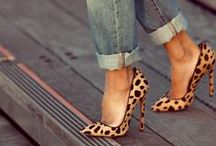 """Well-Heeled / """"Give a girl the right shoes, and she can conquer the world."""" -- Marilyn Monroe"""