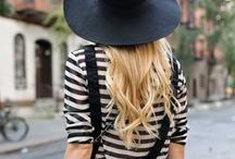 HAT ATTACK / I have a thing for a hats. Here are my favorites. / by Lauren Messiah