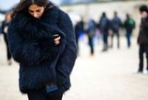 FUN FURS / Colorful furs both real and faux that are super-stylish / by Lauren Messiah