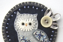 Sew knit chrochet embroidery