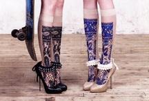 A Leg Up//Sock it 2 Me...Hosiery