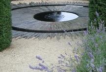 Modern clean line Gardens / Function + Simplicity = Beauty