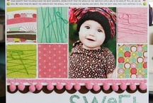 Baby layouts / by Judy Dehoux