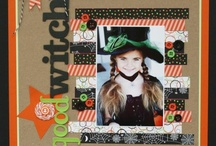 Halloween/Fall layouts / by Judy Dehoux