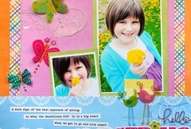 Easter/Spring layouts / by Judy Dehoux