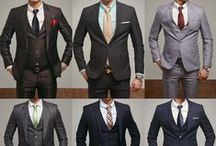Suit Style / From Slim, Modern and Tradtional Fits to Classic Conservative and Urban Contempory.
