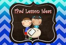 iPad Lesson Ideas for Kindergarten / Lesson ideas for using iPads in the kindergarten classroom!
