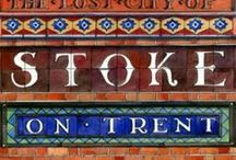 Ay Up Stoke on Trent! / A collection of everything and anything about my home city! #stokeontrent #potteries #stokecity #staffordshire