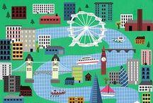 My Illustration Work / I am a freelance illustrator and designer maker based in London. http://www.jessicaprocter.co.uk