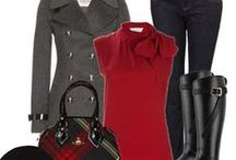 FW 14/15 Color & Fashion / Trending colors and fashions for fall or autumn and winter 2014/2015