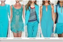 SS15 Color & Fashion / Trending colors and fashion for spring and summer 2015